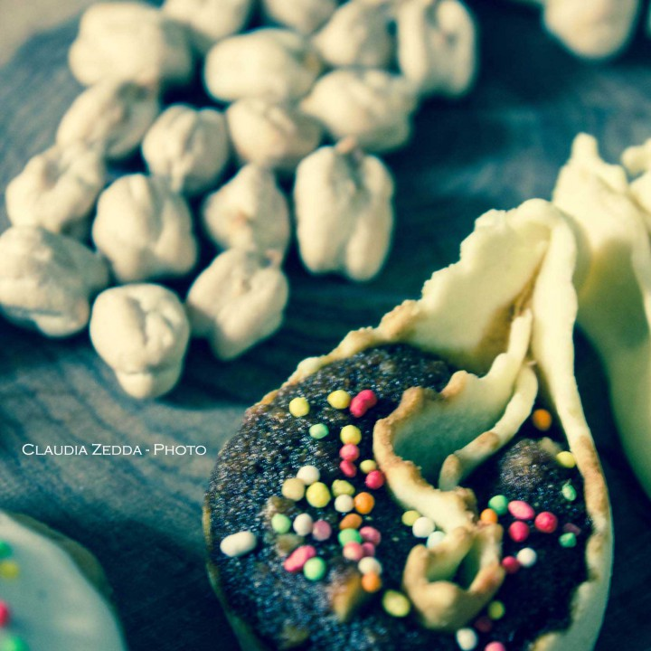 Riccioli dolci: le tiliccas