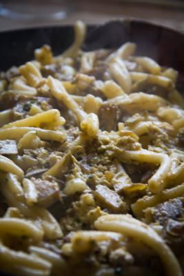 Pasta con carciofi: ricetta e curiosità