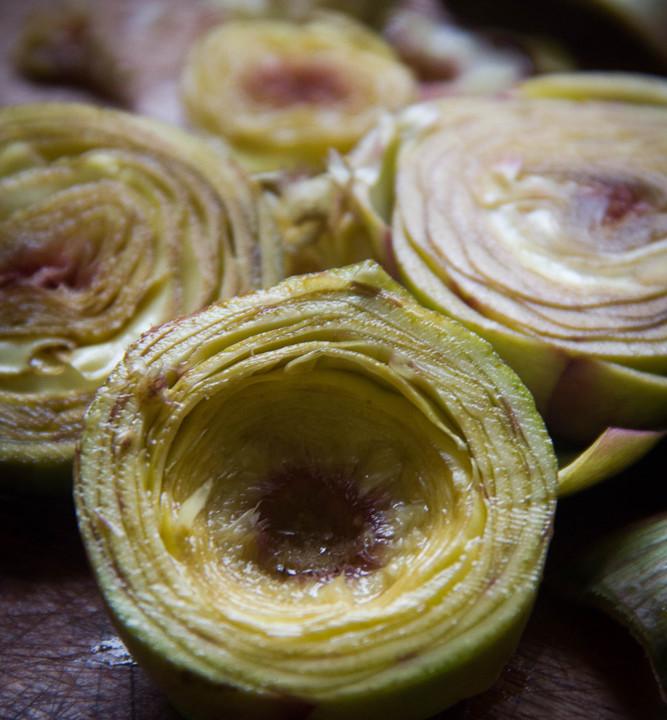 Carciofo spinoso: degustazione guidata
