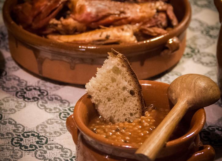 Cassola di pesce come la facciamo a Cagliari