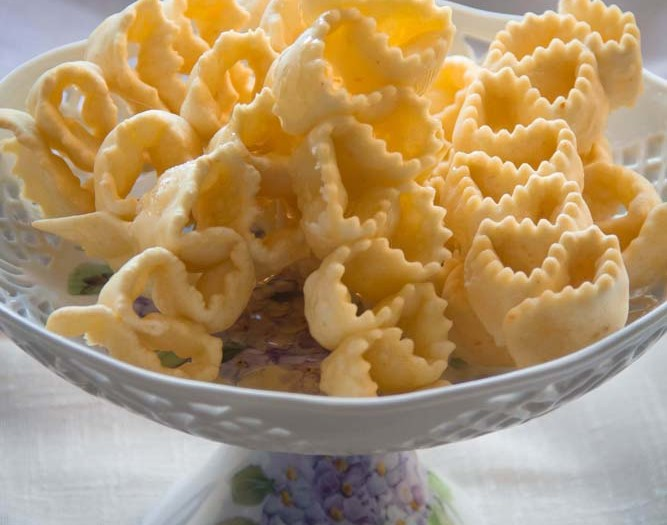 Origliettas: il carnevale in una ricetta