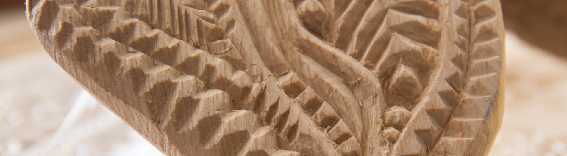 Gli stampi per il pane in Sardegna