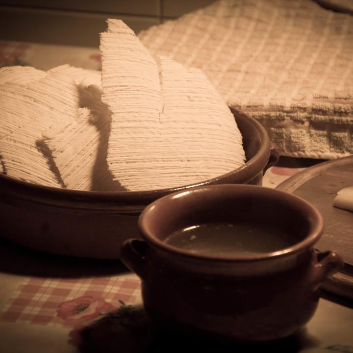 Filindeu: l'incanto della pasta sarda