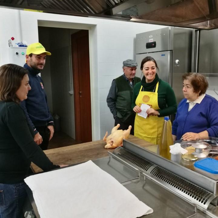 Sa pudda prena alla maniera di Nonna Agnese: koendi la racconta a Sardegna Verde