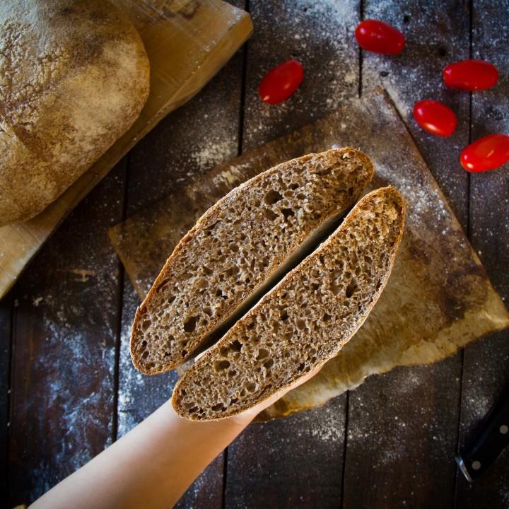 Il pane di framentu